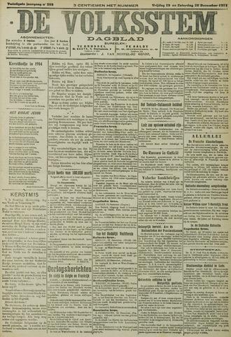 De Volksstem 1914-12-25