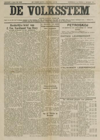 De Volksstem 1941-10-02