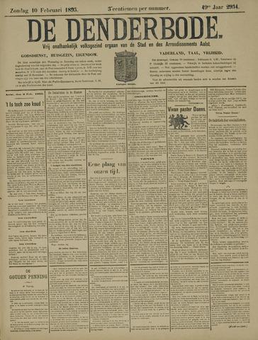 De Denderbode 1895-02-10
