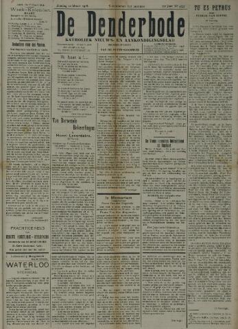 De Denderbode 1918-03-10