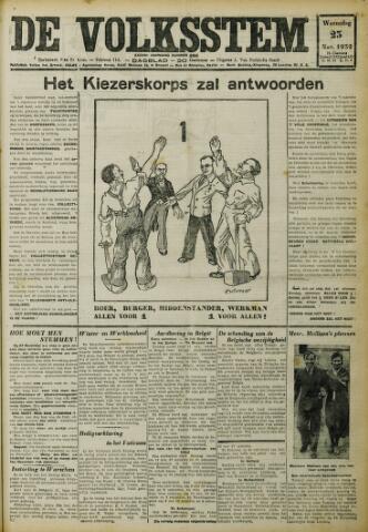 De Volksstem 1932-11-23