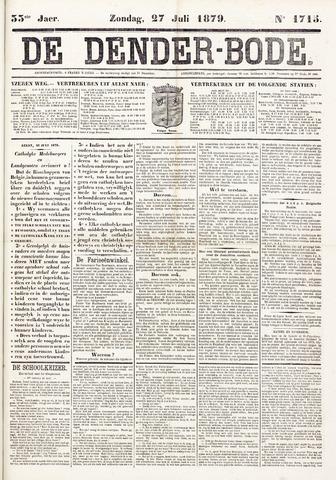 De Denderbode 1879-07-27