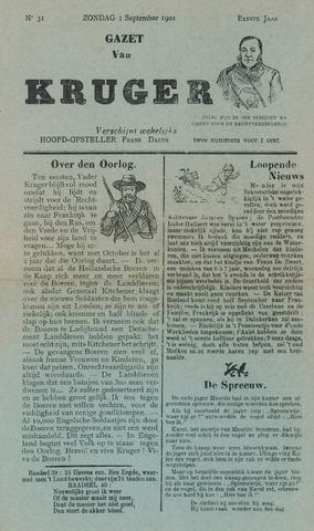 Kruger 1901-09-01