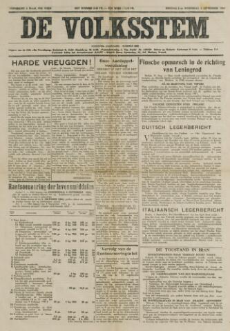 De Volksstem 1941-09-02