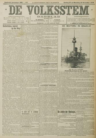 De Volksstem 1910-11-27