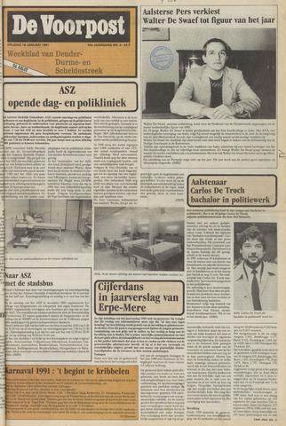 De Voorpost 1991-01-18