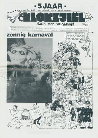 Klokzjiel 1985-03-01