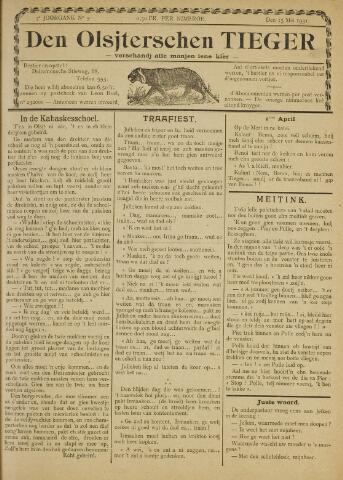 Den Olsjterschen Tieger 1932