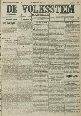De Volksstem 1910-07-28