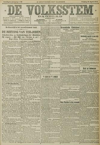 De Volksstem 1914-04-24