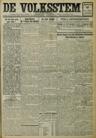 De Volksstem 1932-10-27