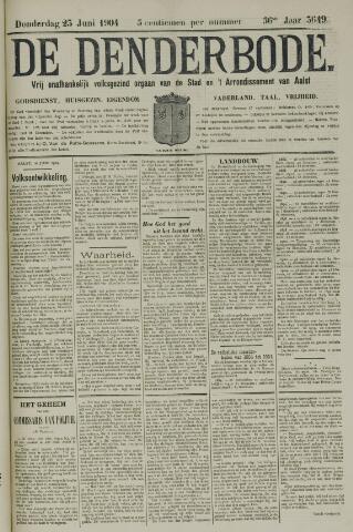 De Denderbode 1904-06-23