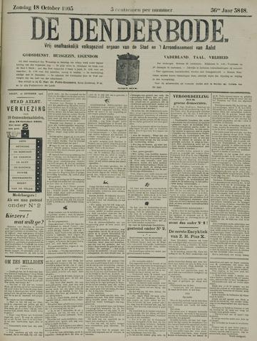 De Denderbode 1903-10-18