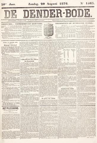 De Denderbode 1876-08-20