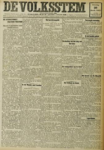 De Volksstem 1923-10-20