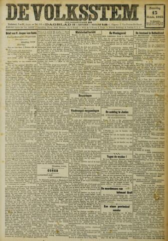De Volksstem 1923-10-13