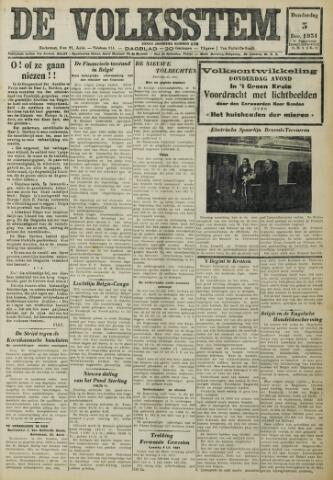 De Volksstem 1931-12-03