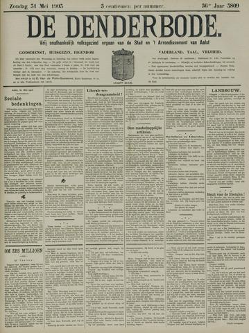 De Denderbode 1903-05-31