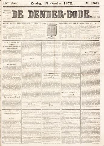 De Denderbode 1872-10-13