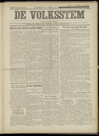 De Volksstem 1941-09-23