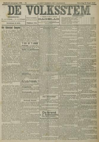 De Volksstem 1910-08-20