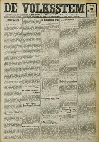 De Volksstem 1926-05-21