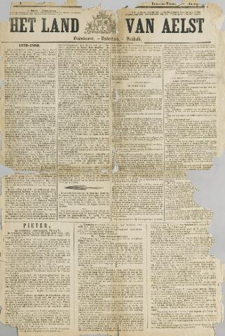 Het Land van Aelst 1880