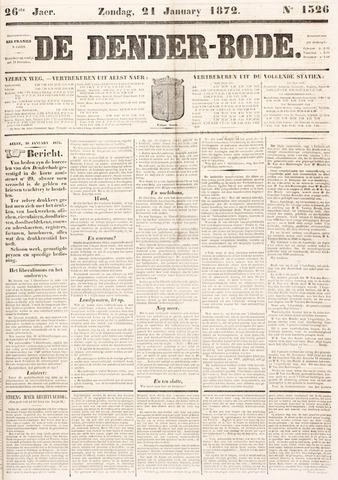 De Denderbode 1872-01-21