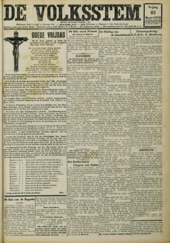 De Volksstem 1932-03-25
