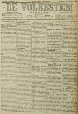 De Volksstem 1914-11-19
