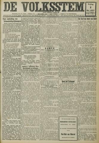 De Volksstem 1931-05-01