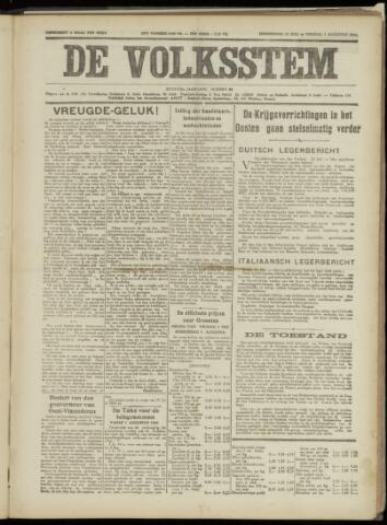 De Volksstem 1941-07-31