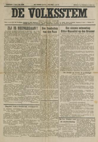 De Volksstem 1941-06-03