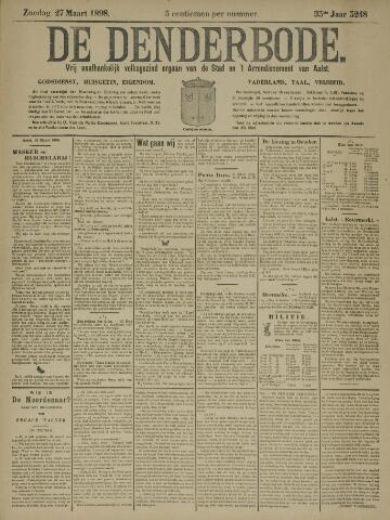 De Denderbode 1898-03-27