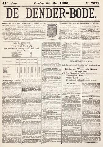 De Denderbode 1886-05-30