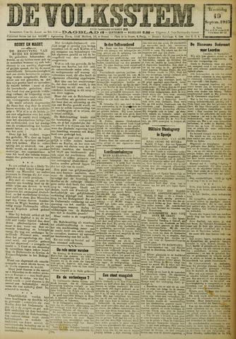 De Volksstem 1923-09-19