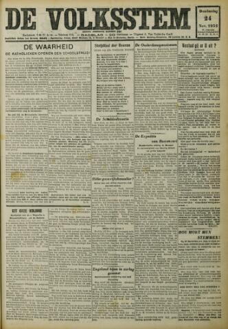 De Volksstem 1932-11-24