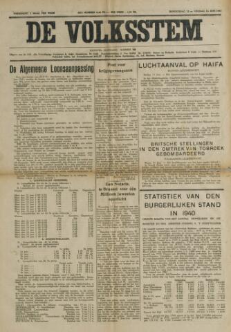 De Volksstem 1941-06-12