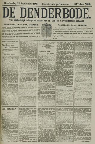 De Denderbode 1906-09-20