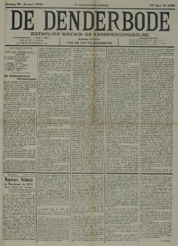 De Denderbode 1916-01-30