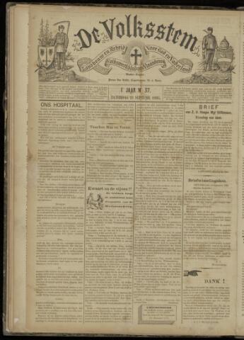 De Volksstem 1895-09-21