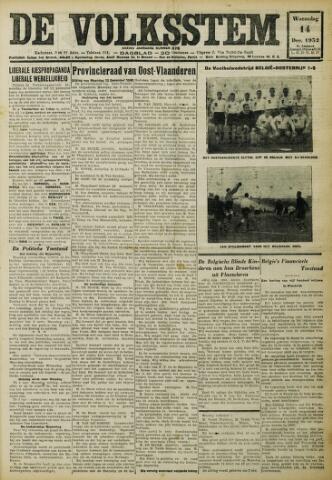 De Volksstem 1932-12-14