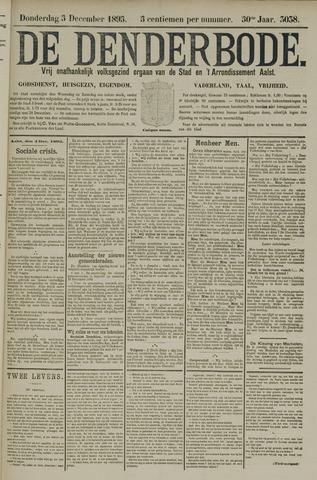 De Denderbode 1895-12-05