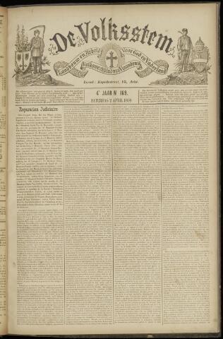 De Volksstem 1898-04-02