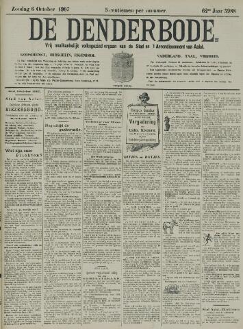 De Denderbode 1907-10-06