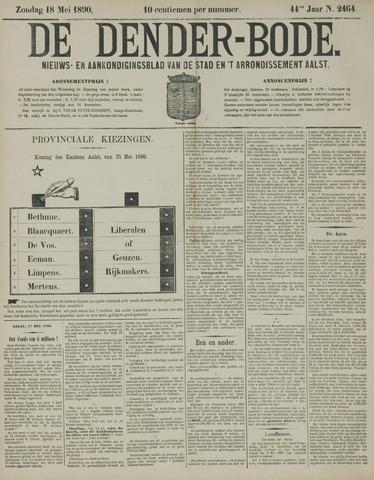 De Denderbode 1890-05-18