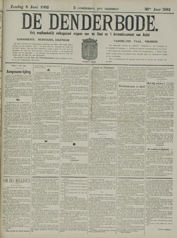 De Denderbode 1902-06-08