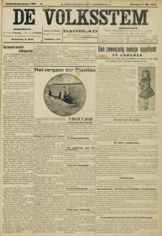 De Volksstem 1910-05-31