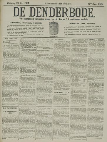De Denderbode 1907-05-19