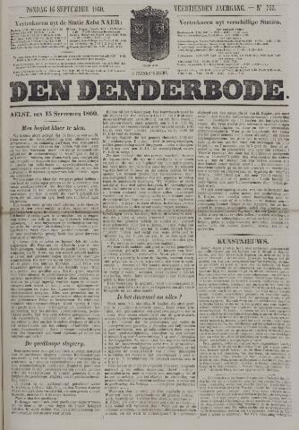 De Denderbode 1860-09-16